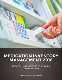 Medication Inventory Management 2018