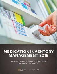 Medication Inventory Management 2018
