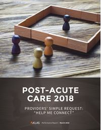 Post-Acute Care 2015 Which Vendors Best Fill Post-Acute Care