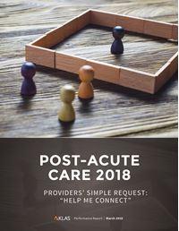 Post–Acute Care 2018