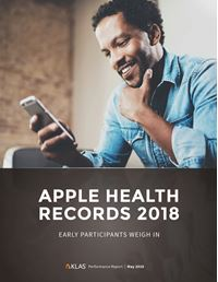 Apple Health Records 2018