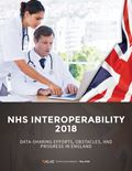 NHS Interoperability 2018: Data-Sharing Efforts, Obstacles, and Progress in England