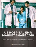 US Hospital EMR Market Share 2018: Small Hospitals Hungry for New Technology