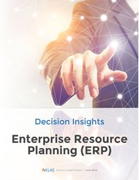 Enterprise Resource Planning (ERP) 2018