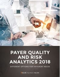 Payer Quality and Risk Analytics 2018