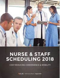 Nurse & Staff Scheduling 2018