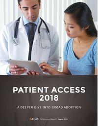 Patient Access 2018