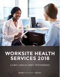 Worksite Health Services 2018