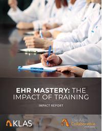 EHR Mastery—The Impact of Training