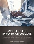 Release of Information (ROI) 2018: Who Delivers Most Consistently Across Customers?