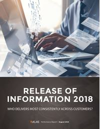 Release of Information (ROI) 2018