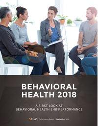 Behavioral Health 2018