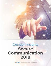 Secure Communication 2018