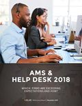 AMS & Help Desk 2018: Which Firms Are Exceeding Expectations and How?