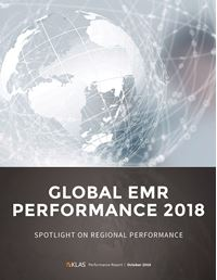 Global EMR Performance 2018