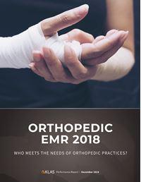 Orthopedic EMR 2018