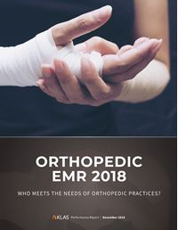 Orthopedic EMR 2018