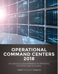 Operational Command Centers 2018