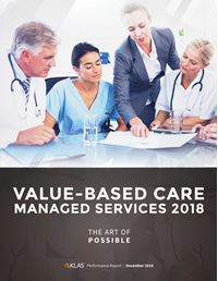 Value-Based Care Managed Services 2018