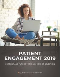 Patient Engagement 2019
