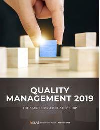 Quality Management 2019