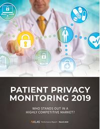 Patient Privacy Monitoring 2019