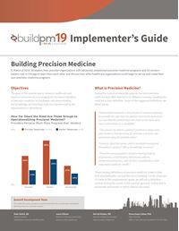 Precision Medicine Implementer's Guide 2019