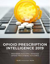 Opioid Prescription Intelligence 2019