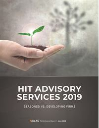 HIT Advisory Services 2019