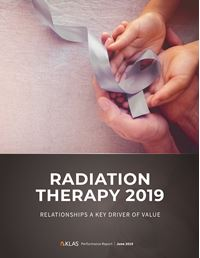 Radiation Therapy 2019