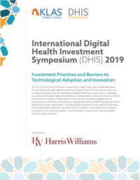 DHIS International 2019 White Paper