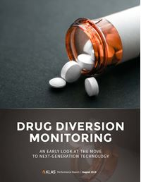 Drug Diversion Monitoring 2019