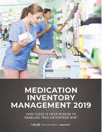 Medication Inventory Management 2019