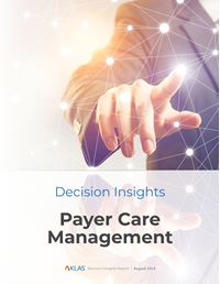 Payer Care Management 2019