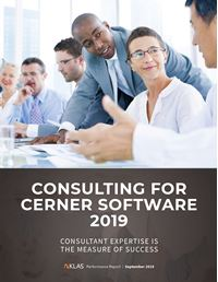 Consulting for Cerner 2019