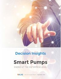 Smart Pumps 2019 Decision Insights