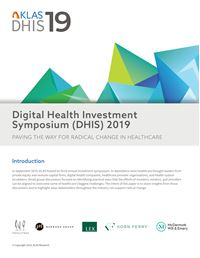 DHIS 2019 White Paper