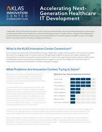 Innovation Center Consortium 2019 White Paper