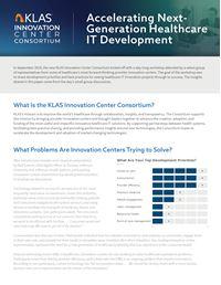 Innovation Center Consortium 2019 White Paper