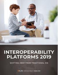 Interoperability Platforms 2019