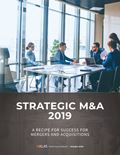 Strategic M&A 2019: A Recipe for Success with Mergers and Acquisitions