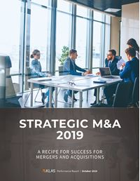 Strategic M&A 2019