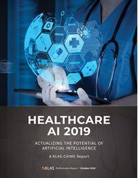 Healthcare AI 2019