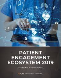 Patient Engagement Ecosystem 2019