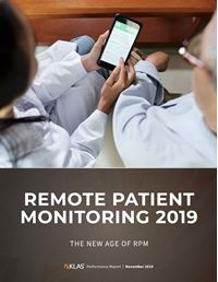Remote Patient Monitoring 2019