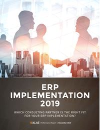 ERP Implementation 2019