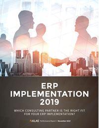 ERP Implementation 2019