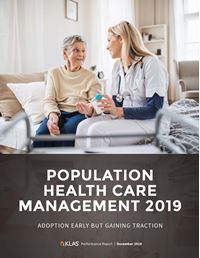 Population Health Care Management 2019
