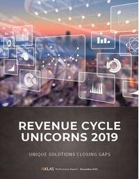 Revenue Cycle Unicorns 2019