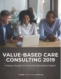 Value-Based Care Consulting 2019